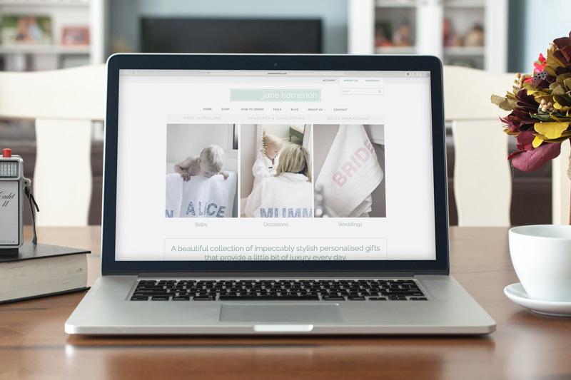 Jane Hamerton website