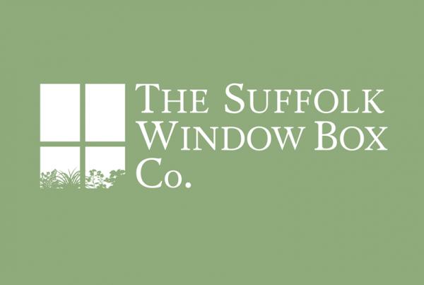 Suffolk window box logo